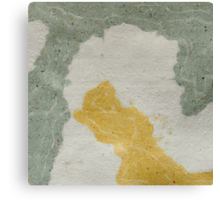 maps 1/2 Canvas Print