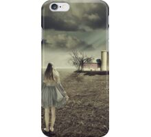 Light to guide you home iPhone Case/Skin