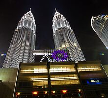 KLCC Suria Petronas Towers by MiImages