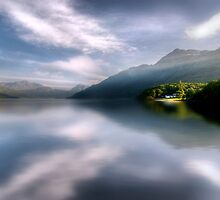Scotland the beautiful. by Linda  Morrison