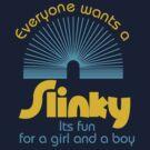 slinky by Brad Sharp