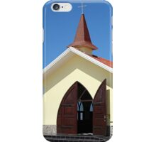 Alto Vista Chapel - Aruba iPhone Case/Skin