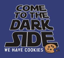 come to the dark side - we have cookies by altershirt