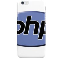 PHP iPhone Case/Skin
