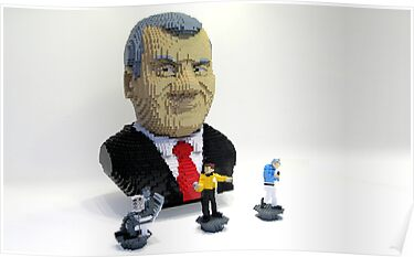 Plastic Shatner by Sean Kenney