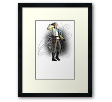 Final Fantasy XIII-2 - Hope Estheim Framed Print