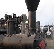 Age of Steam by Merlin Hanson