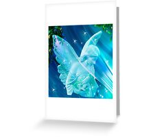 I Hope You Dance ~ Angel Greeting Card