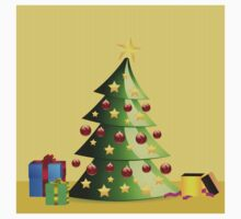 Christmas tree interior Kids Clothes