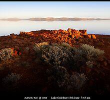 Lake Gairdner-13Jun-7.45am by jiashu xu
