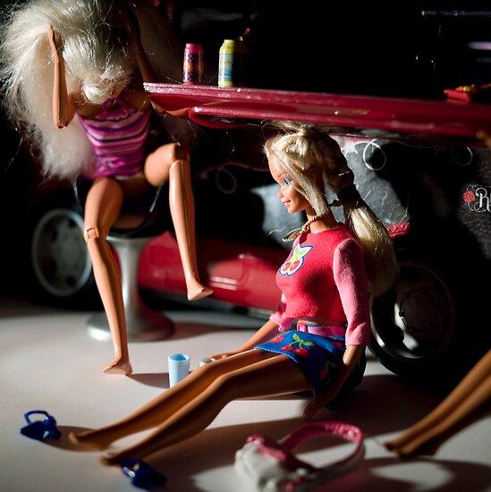 Bad Barbie 1 by LottieLou