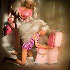 Bad Barbie 2 by LottieLou