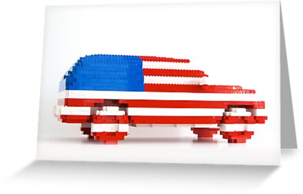 American SUV by Sean Kenney