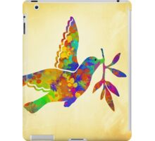 Peace Dove Art iPad Case/Skin