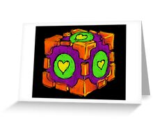 Funky Companion Greeting Card