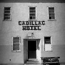 Cadillac Hotel  by Mindy McGregor