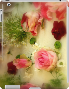 Thank You - Pretty Flowers - JUSTART ©  by JUSTART