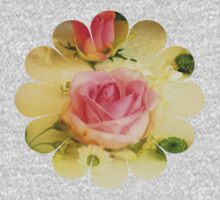 Thank You - Pretty Flowers - JUSTART ©  Kids Clothes