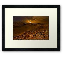 Sahara Framed Print
