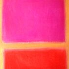 apologies to Rothko by Faith Puleston