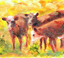 Beef Amigos by Jack Matthews