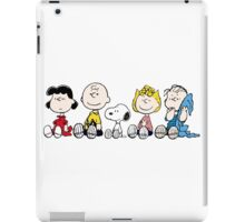Best Peanuts iPad Case/Skin