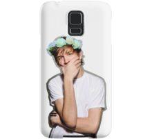 Bo Burnham Flower crown Samsung Galaxy Case/Skin