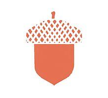 Peach Acorn by OpenArt