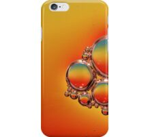 day 14: oil and water abstract II iPhone Case/Skin