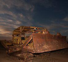 Rusty Dozer #028 by AndrewBentley