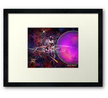 Unidentified Alien Entity Framed Print
