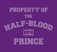 Property of the Half-Blood Prince by rckmniac