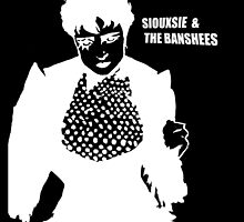 SIOUXSIE & THE BANSHEES by Computer-Show