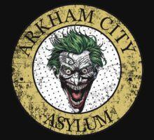 Arkham City Asylum by prunstedler