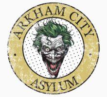 Arkham City Asylum Kids Clothes