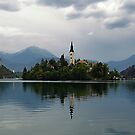 Lake Bled by Xandru