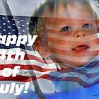 Happy 4th of July! by Darla  Logsdon