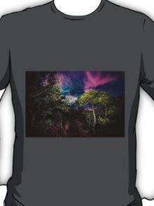 Beware of mountain lions. Big Bend. T-Shirt
