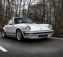 Classic Porsche 2.7 RS by M-Pics