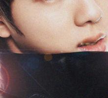 Jin of BTS inspired Sticker