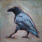 yarralumlacrow3 by Glenda Jones