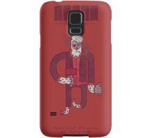 Anton, The Valentine's Yeti Samsung Galaxy Case/Skin