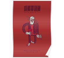 Anton, The Valentine's Yeti Poster