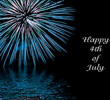 Happy 4th of July by Sheryl Kasper