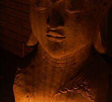 Stoned Buddha by Shane  Caulfield