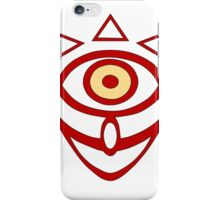 Mask of Truth iPhone Case/Skin