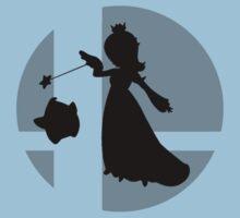 Smash Logo - Rosalina and Luma by ilikewinning2