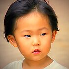 Young Boy by Maureen Clark