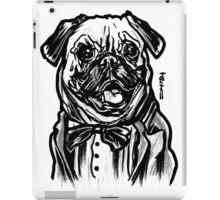 Pug Life = Thug Life iPad Case/Skin
