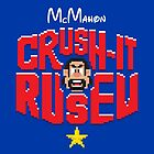 Crush-It Comrade by thom2maro